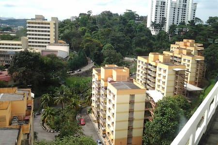 mr aziz - Kuala Lumpur - Apartament