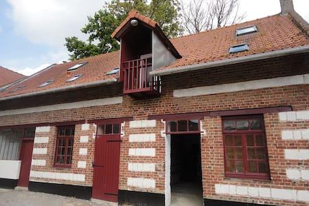 Loft 4 pers à la Ferme de Wolphus - Zouafques - Wohnung