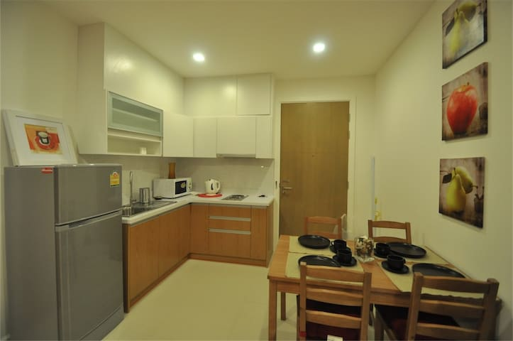 Seacraze one bedroom apartment  - Nong Kae - Apartamento