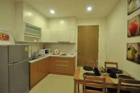 Seacraze one bedroom apartment  - Nong Kae - Apartment