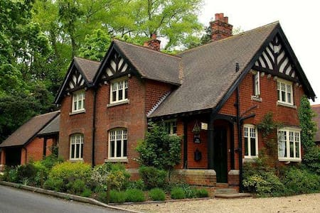 The Lodge B&B Melton Mowbray (Dble) - Melton Mowbray - Bed & Breakfast