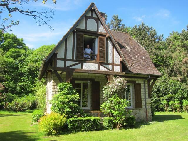 Gîte des 3 chênes VEXIN CHAMBLY - Chambly - Haus