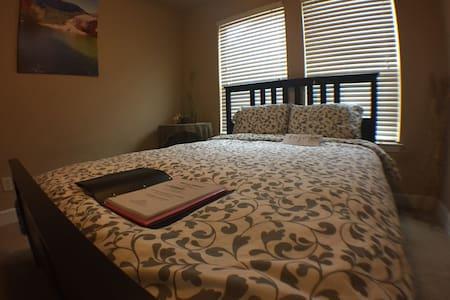 Bedroom on Natoma Street - Folsom - Lain-lain