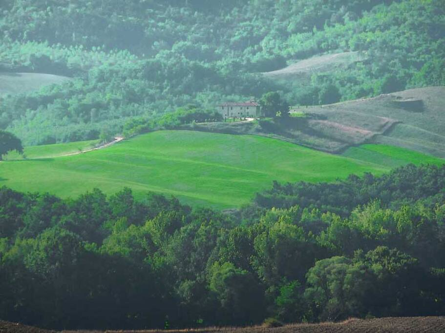 Casale Refoli property area