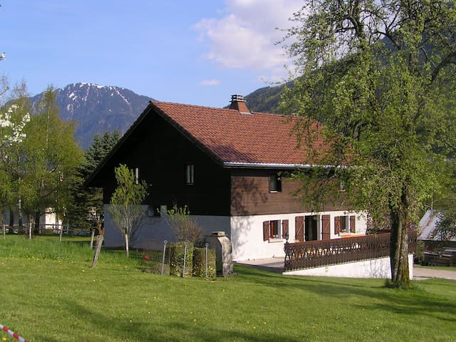 Villa French Alps near Geneva - Chevenoz - วิลล่า