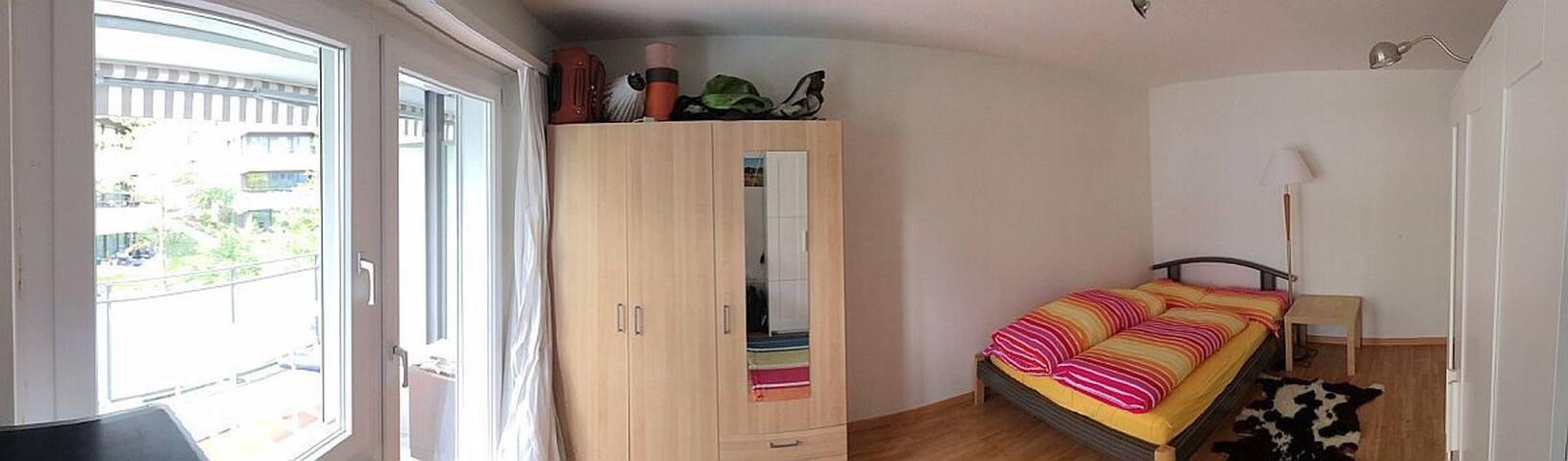 Helle und See-nahe Wohnung - Kreis2 - Zuric - Pis