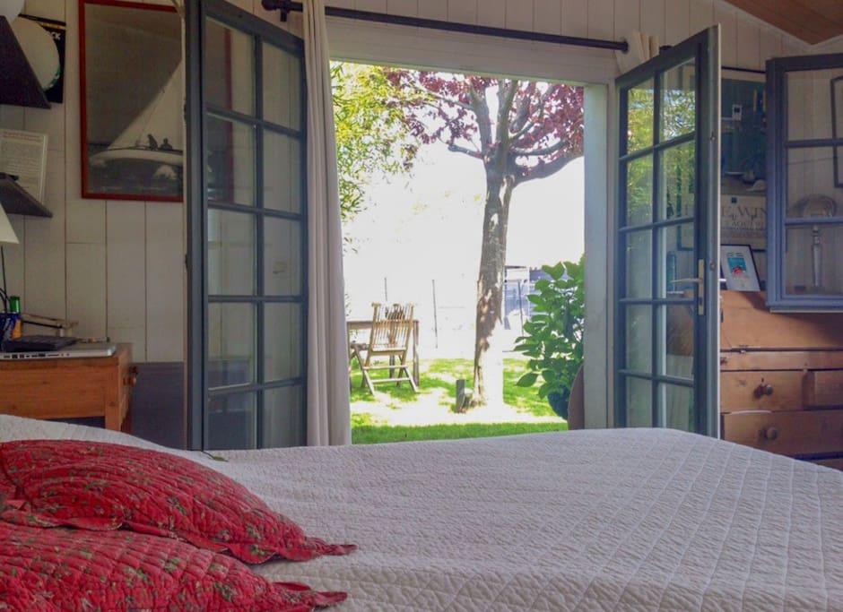 Belle Chambre Sur Jardin Avec Piscine Chauff E
