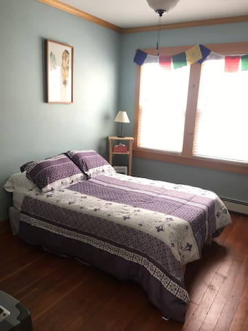 Private Room, easy access BOS & PVD