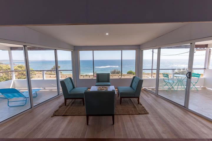 Drift Outlook Beach House - Minnie Water - Huis