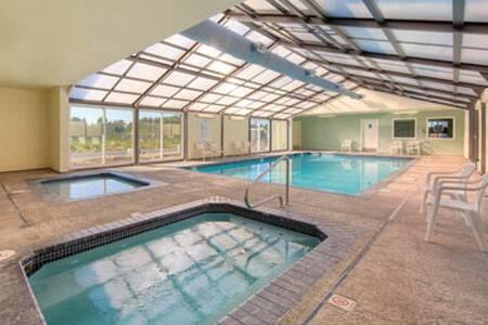 Ocean Park Surfside Inn 1BR Condo - Free WiFi! - Ocean Park - Timeshare (právo užívat zařízení pro ubytování na stanovený časový úsek během roku na mnoho let dopředu - minimálně 3 roky)