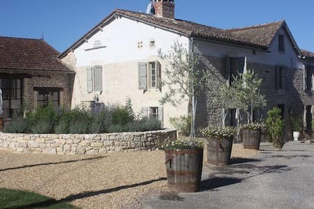 Luxury manor house in the Tarn - Noailles