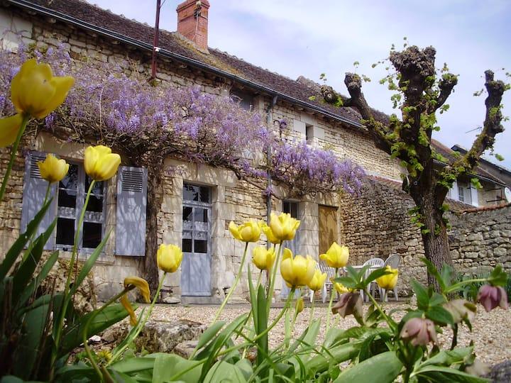 Bucolique et Idéale pour  châteaux de la Loire