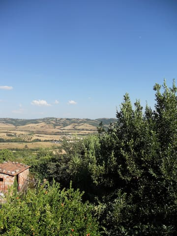 Caratteristico bilocale in Saturnia - Manciano - Lägenhet
