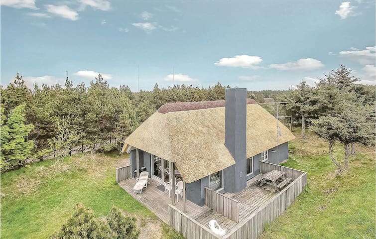 Holiday cottage with 3 bedrooms on 72m² in Blåvand