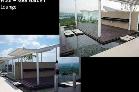 Convenience at KL Sentral - Kuala Lumpur - Lägenhet