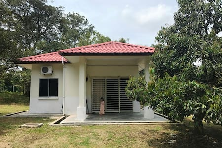 lovely house in the center of kuala pilah
