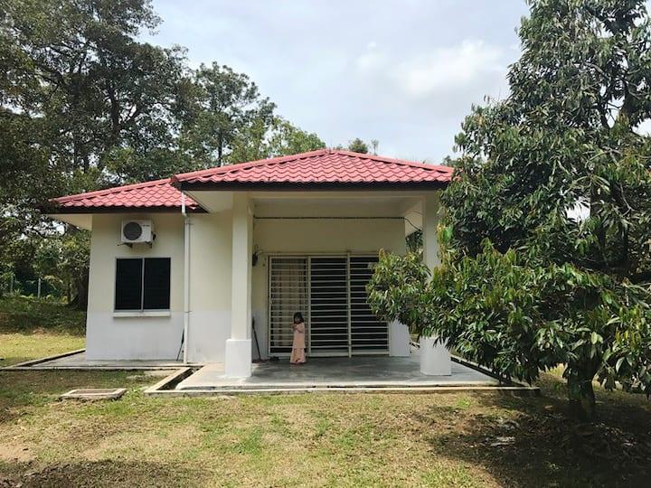 lovely house in the center of kuala pilah