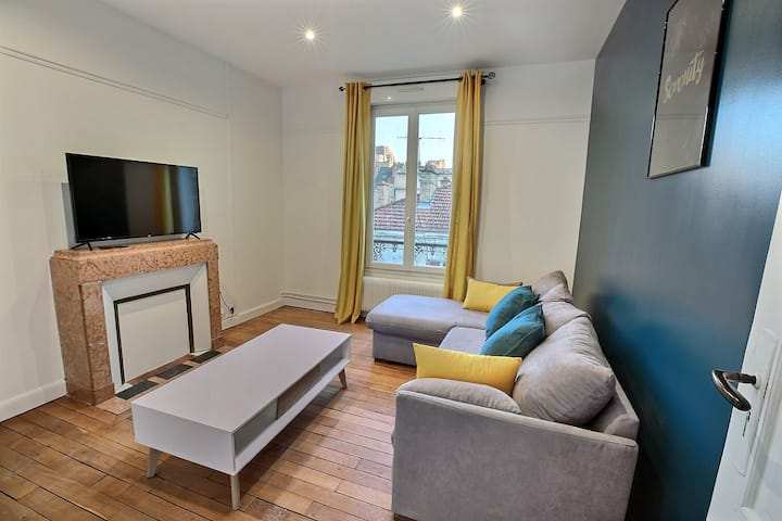 Appartement entier hyper centre Reims