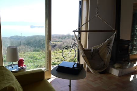 Casa panoramica, tranquilla