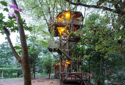 Tamarind cottage treehouse