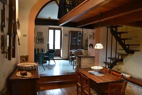 het huis van Petralia 's schilder
