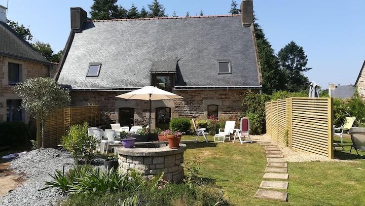 charmante maison bretonne