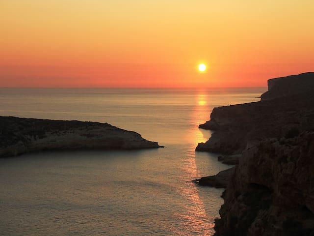 Lampedusa -Villetta per due persone - Lampedusa
