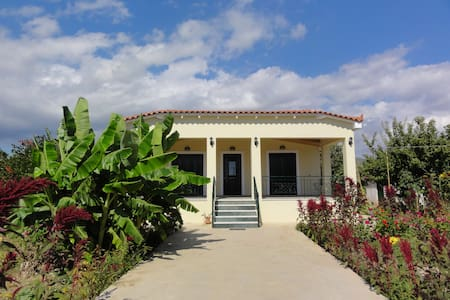 Elegant Villeta 600m from sea and near Olympia - Casa