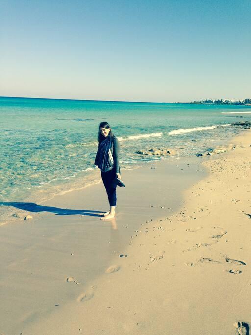Beautiful beach at nearby Protaras (5 mins away)
