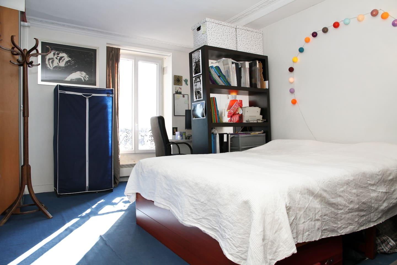 Montmartre 2r charming appt !
