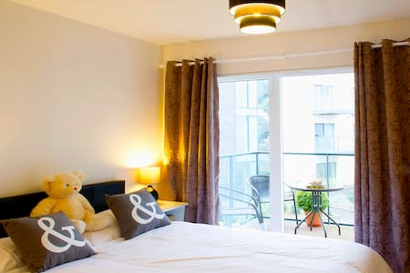 Great double room,Dublin - Dolphins Barn - 公寓