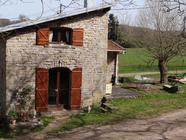 Gite de charme - Girancourt - House