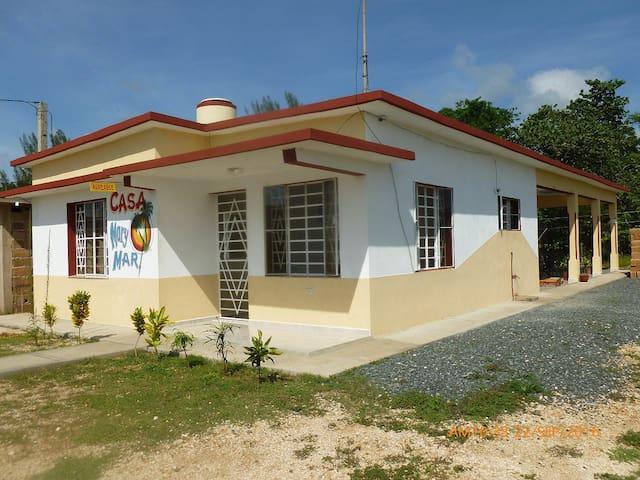 Casa (Hostal) Mary Mar. Habitacion 2
