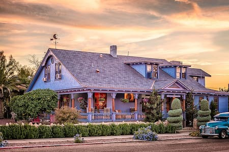Studio Apt / The Big Blue House Inn - Tucson - Apartment