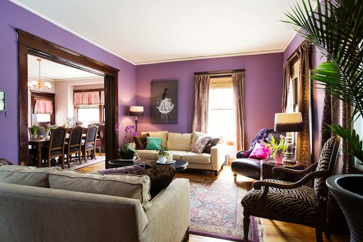 Apartment in Historic Neighborhood