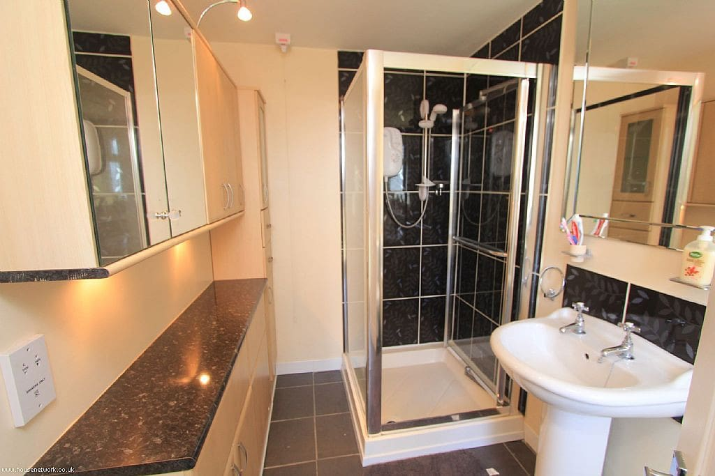 Private en-suite shower room facilities