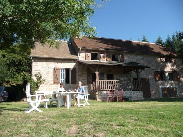 Maison familiale de vacances en Bourgogne SUD