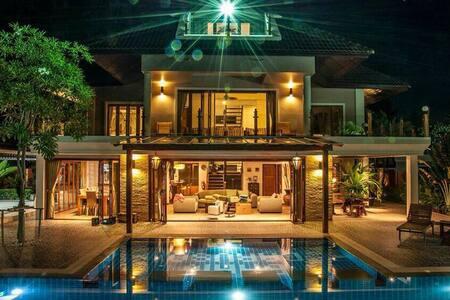 Beach Front Holiday House - Cha Am Phetchaburi