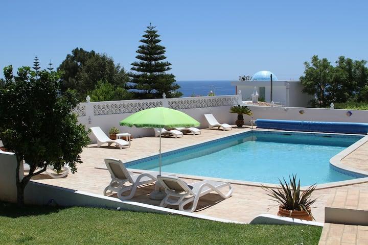 Villa with Private Pool & Sea View