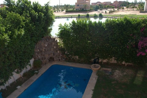 Charming 5BR villa with privatepool