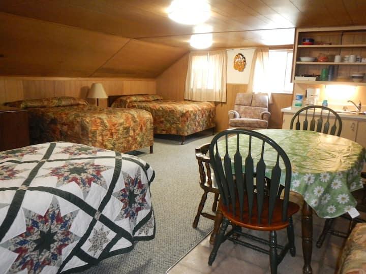Cabin 6 on the Little Cimarron River