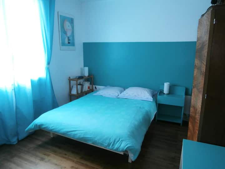 Independant room of 12m²