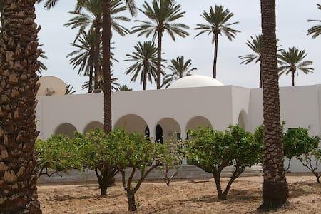 Menzel El Kateb Houch Mohtedi 4pers - Midoun / Mahboubine