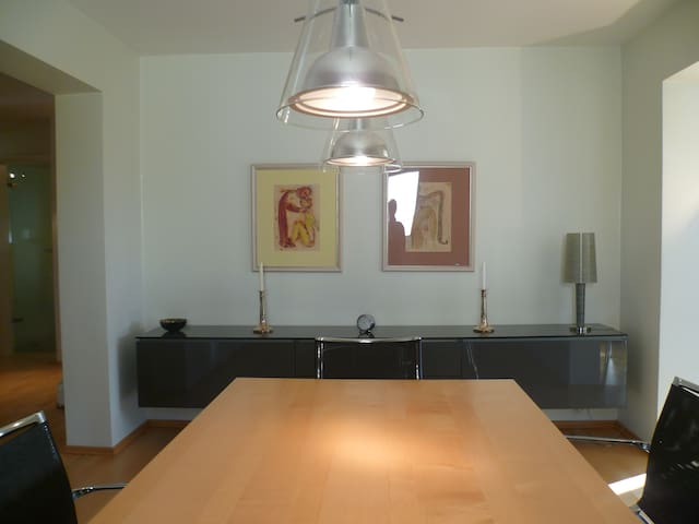 Very chic loft in central Hessen - Offenbach