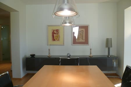 Very chic loft in central Hessen - Offenbach - 公寓