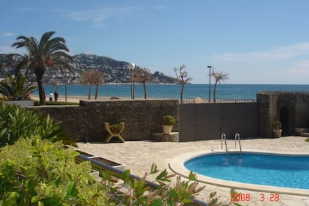 Beachfront Summer Rental in ROSES - Roses - Appartement