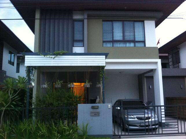 Private Space with small home. - กรุงเทพ - บ้าน