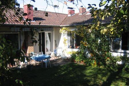 Ferienhaus mit wunderschönem Naturgarten - Ludwigsau-Mecklar - Hus