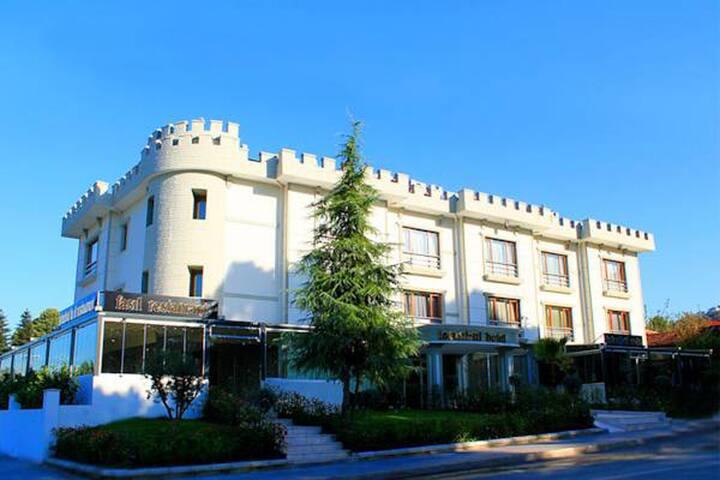 Sakaryanın doğa harikası sapancamızda bulunan otelimiz 26 odasıyla hizmet vermektedir.