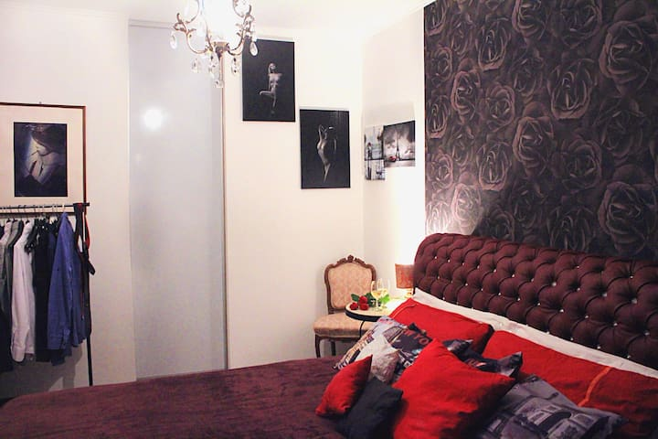 VERONA ART APARTMENT good located - Charkiw - Wohnung